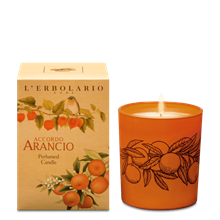 Bild von Perfumed Candle Accordo Arancio