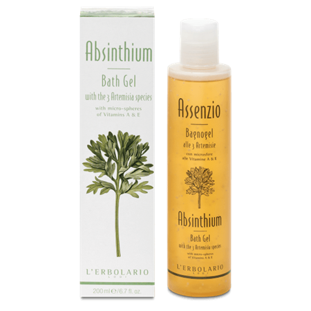 Picture of Bath Gel Assenzio Absinthium 200 ml