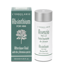 Bild von Aftershave Fluid Assenzio Absinthium for Him 120 ml