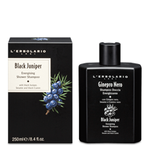 Picture of Energising Shower Shampoo Black Juniper Ginepro Nero 250 ml