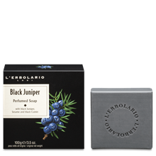 Picture of Perfumed Soap Black Juniper Ginepro Nero