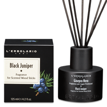 Picture of Fragrance for Scented Wood Sticks Black Juniper Ginepro Nero
