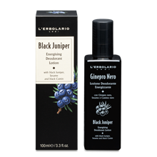 Picture of Energising Deodorant Lotion Black Juniper Ginepro Nero 100 ml
