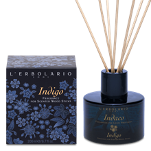 Picture of Fragrance for Scented Wood Sticks Indigo Indaco