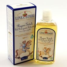 Picture of Baby shower gel and shampoo Linea Bimbi Helan 250 ml