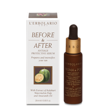Picture of Before and After Antiage Protective Serum 28 ml L'Erbolario