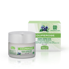 Picture of Day cream for face with red veins DD Face and neck cream Linea Helan Couperose 50 ml