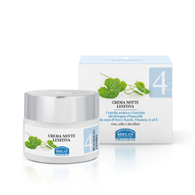 Picture of Facial Soothing Night Cream for delicate and sensitive skin  Linea Viso 4 pelle delicata e sensibile Helan 50 ml