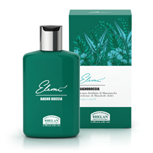 Picture of Shampoo-shower Gel stimulating for hair and body for men Linea Elemi Uomo Helan 200 ml
